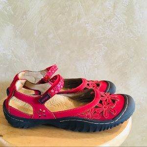 J Sport by Jambu Floral Shoes